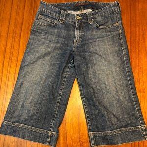 Eddie Bauer Capri jeans
